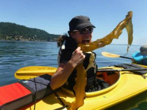 Paddle and Hiking Tours - Pender Island - Gulf Islands