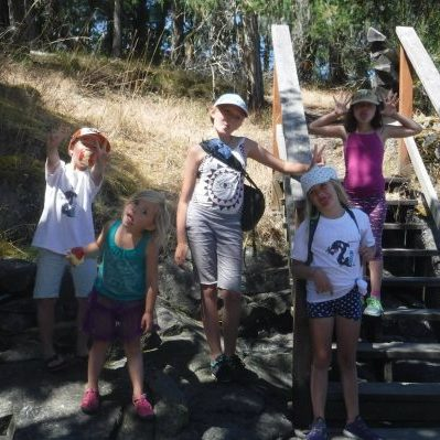 Summer Day Camps All Week- Pender Island @ Otter Bay Marina, Pender Island